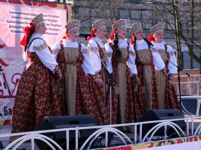 Праздник Масленица 2013