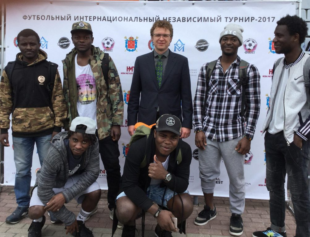 Футбольный интернациональный независимый турнир 2017